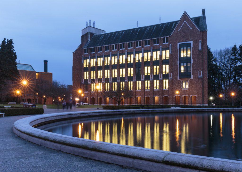University of Washington, Electrical Engineering Building